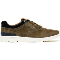 Chaussures Homme Baskets mode Pepe jeans PMS30389 Marron