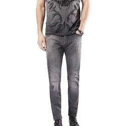 Vêtements Homme Jeans slim Diesel TEPPHAR 0674U Gris
