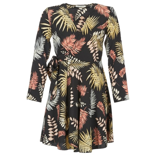 Vêtements Femme Robes courtes Betty London HYPO Noir / Multicolore