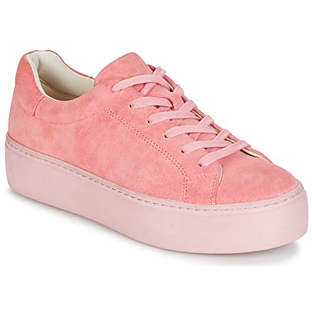 Chaussures Femme Baskets basses Vagabond Shoemakers JESSIE Chewing-gum