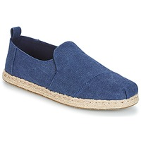 Chaussures Homme Espadrilles Toms Deconstructed Alpargata Rope Navy