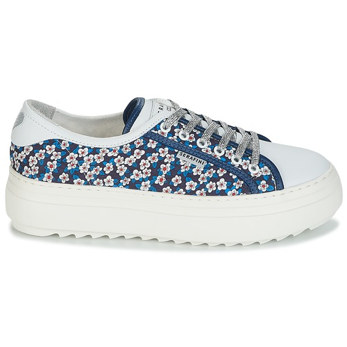 Prix Réduit Chaussures ihjdfh465DHU Serafini SOHO Bleu