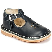 Chaussures Enfant Ballerines / babies Aster BIMBO Marine