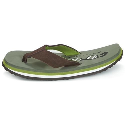Prix d'usine Chaussures dfsd565466KJDF Cool shoe ORIGINAL Kaki /  Marron