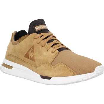 Chaussures Homme Baskets basses Le Coq Sportif Lcs R Pure Heavy toile Homme Tan Tan