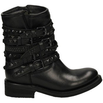 Chaussures Femme Bottines Ash DESTROYER NAPPA Noir