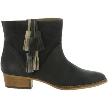 Chaussures Femme Bottines MTNG 94376 Gris