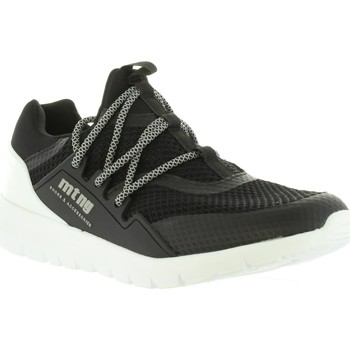 Chaussures Homme Baskets basses MTNG 84155 Negro