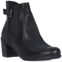 Chaussures Femme Bottines Enval NAPPA SOFT Nero