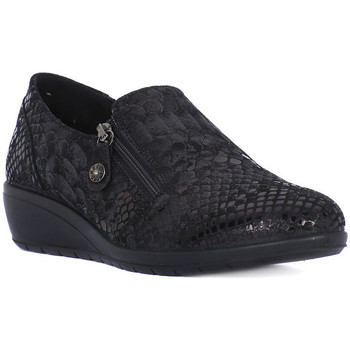 Chaussures Femme Mocassins Enval SNAKE NERO Nero