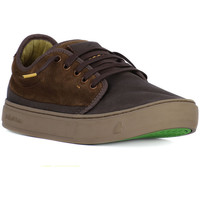 Chaussures Homme Baskets basses Satorisan KAIZEN DARK BROWN Marrone