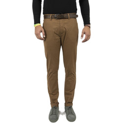 Vêtements Homme Chinos / Carrots Salsa jeans  117947 andy marron marron