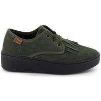 Chaussures Femme Derbies Natural World 6005 Vert