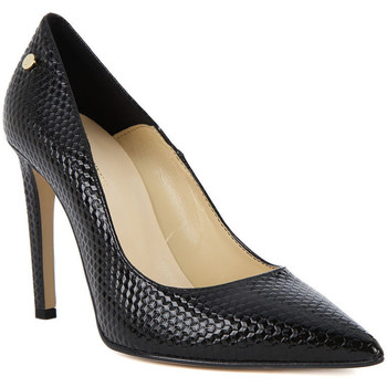 Chaussures Femme Escarpins Trussardi 299 DECOLLETE BLACK Nero