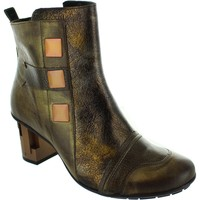 Chaussures Femme Bottines Maciejka Citrix Or