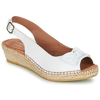 Chaussures Femme Sandales et Nu-pieds Heyraud CLORANE Blanc