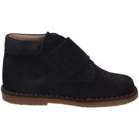 Chaussures Enfant Boots Cucada 8856V NOCHE Ankle Bébé Bleu Bleu