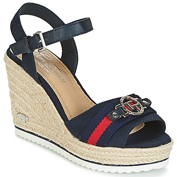 Chaussures Femme Sandales et Nu-pieds Tom Tailor CRYSTYA Marine