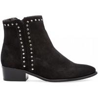 Chaussures Femme Bottines Gabor Boots Noir