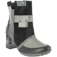 Chaussures Femme Bottines Maciejka 03105 noir