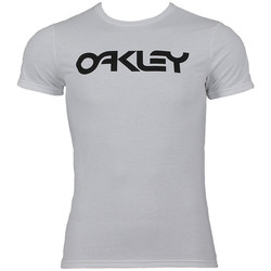Vêtements Homme T-shirts manches courtes Oakley 50 Mark II Tee White