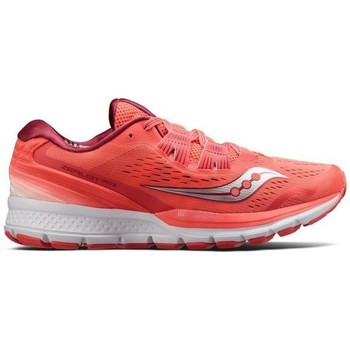 Chaussures Femme Baskets basses Saucony ZEALOT ISO 3 femme Rose