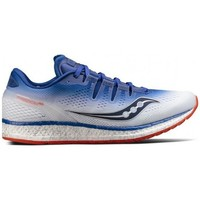 Chaussures Homme Baskets basses Saucony FREEDOM ISO Bleu