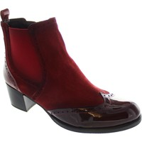 Chaussures Femme Bottines Vitti Love 972 rouge