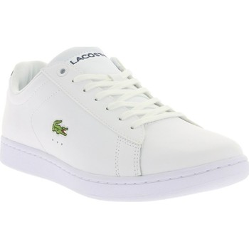 Chaussures Homme Baskets basses Lacoste Carnaby Evo BL 1 Spm Blanc