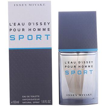 Beauté Homme Eau de toilette Issey Miyake L'Eau D'Issey Pour Homme Sport Edt Vaporisateur  50 ml