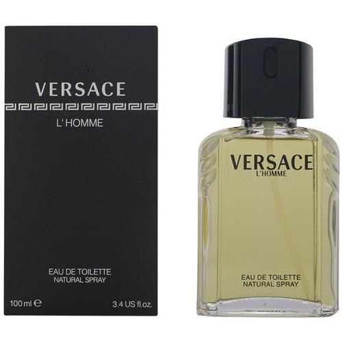 Beauté Homme Eau de toilette Versace L'Homme Edt Vaporisateur  100 ml