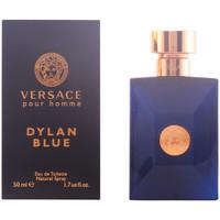 Beauté Homme Eau de toilette Versace Dylan Blue Edt Vaporisateur  50 ml