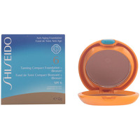 Beauté Femme Enlumineurs Shiseido Expert Sun Compact Foundation bronze Spf6 12 Gr 12 g