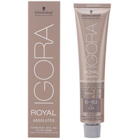 Beauté Accessoires cheveux Schwarzkopf Igora Royal Absolutes 6-60  60 ml