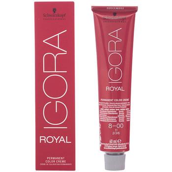 Beauté Accessoires cheveux Schwarzkopf Igora Royal 8-00  60 ml