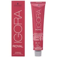 Beauté Accessoires cheveux Schwarzkopf Igora Royal Color Creme 8-11 03/13  60 ml