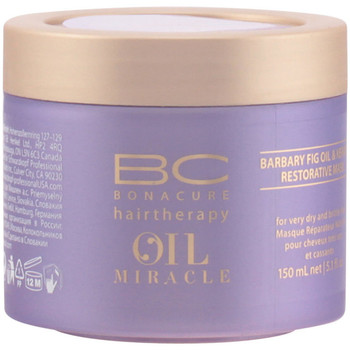 Beauté Soins & Après-shampooing Schwarzkopf Bc Oil Miracle Barbary Fig Oil Mask