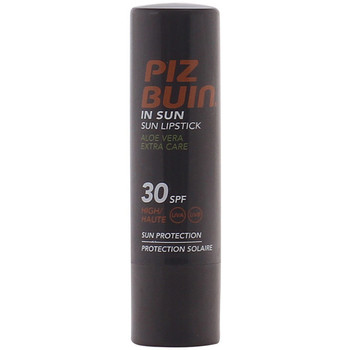 Beauté Protections solaires Piz Buin In Sun Aloe Vera Lipstick Spf30 4.9 Gr 4,9 g