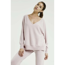 Vêtements Femme Pulls Max & Moi Pull NINDOW Femme Collection Automne Hiver Rose