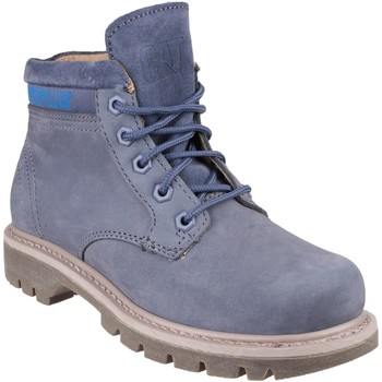 Chaussures Femme Boots Caterpillar Ridge Grey