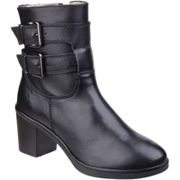 Chaussures Femme Bottines Hush puppies Saige Olivya Black