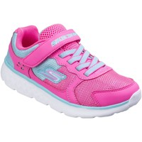 Chaussures Fille Fitness / Training Skechers SK81358L Go Run 400 - Sparkle Sprinters Pink