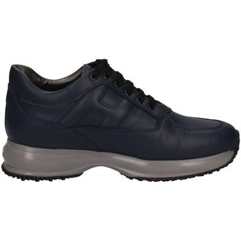 Chaussures Enfant Baskets basses Hogan HXC00N0001EFH5U810 Basket Bébé Bleu Bleu
