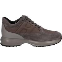 Chaussures Enfant Baskets basses Hogan HXC00N0001EHBL296R Gris