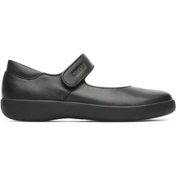 Chaussures Enfant Ballerines / babies Camper Spiral  80356-003 noir
