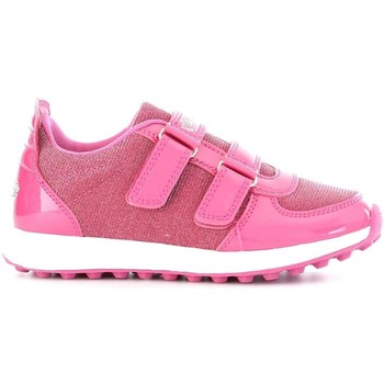 Chaussures Fille Baskets basses Lelli Kelly 7860 Basket Fille Fucsia Fucsia