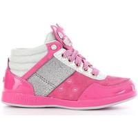 Chaussures Fille Baskets montantes Lelli Kelly 6506 Basket Fille Fucsia Fucsia