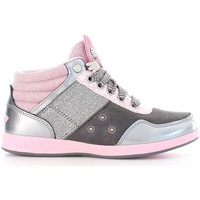 Chaussures Fille Baskets montantes Lelli Kelly 6506 Basket Fille Grey Grey