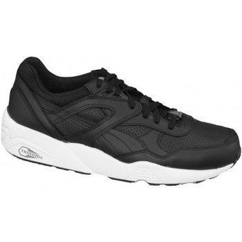 Chaussures Homme Baskets basses Puma R698 Trinomic Leather 360601-02 Czarne