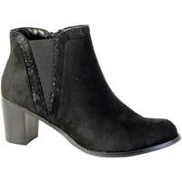 Chaussures Femme Bottines Enza Nucci Bottine  Noir Noir